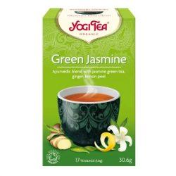 Bio Yogi Zöld Jázmin tea (17 filter)