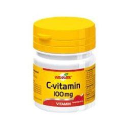 Walmark C-vitamin 100 mg cseresznye ízű rágótabletta (100 db)