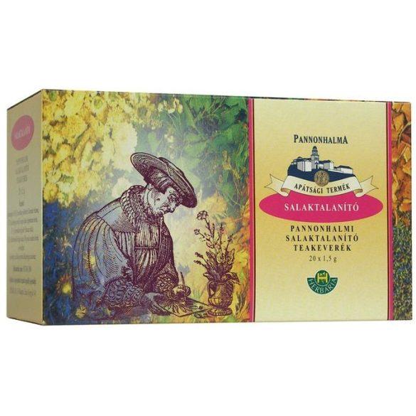 Pannonhalmi Salaktalanító tea (20x1,5 g filter)