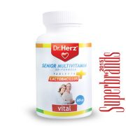 Dr. Herz Senior multivitamin 50+ (60 db)