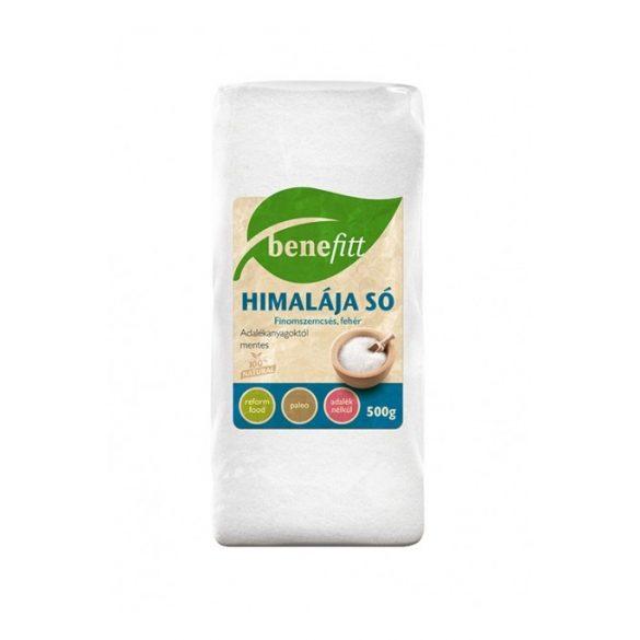 Benefitt Himalája só fehér, finom (500 g)