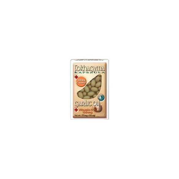 Dr. Chen Fokhagyma kapszula C-vitaminnnal (100 db)