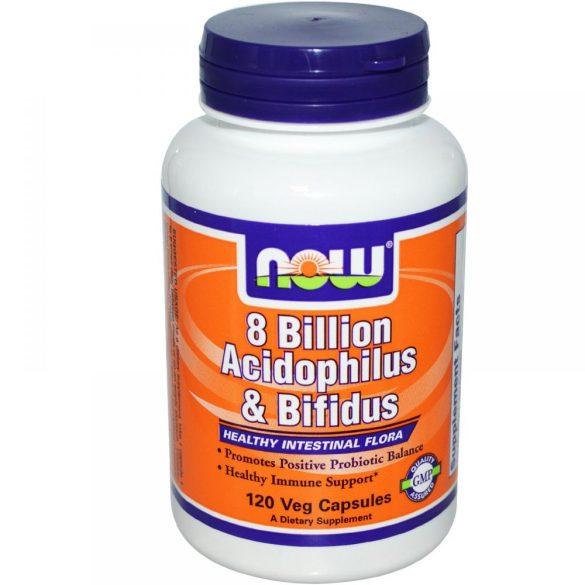 Now Acidophilus-Bifidus Kapszula (60 db)