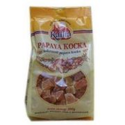 Kalifa Papaya kocka (200 g)