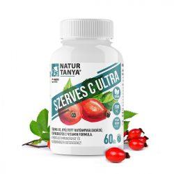 Natur Tanya Szerves C-vitamin 1000 mg (60 db)