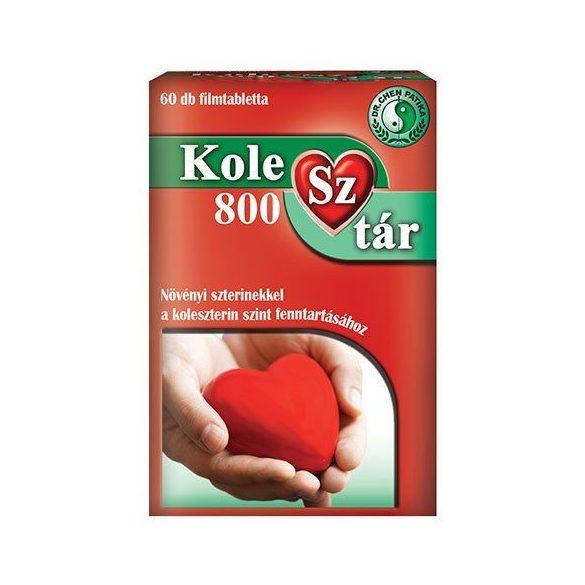 Dr. Chen KoleSztár 800 filmtabletta (60 db)