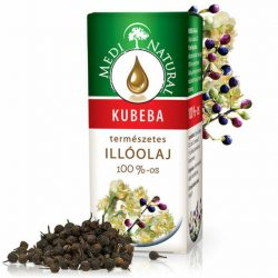 Medinatural 100%-os Kubabe illóolaj (10 ml)