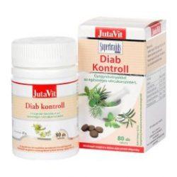 JutaVit Diab Kontroll tabletta (80 db)