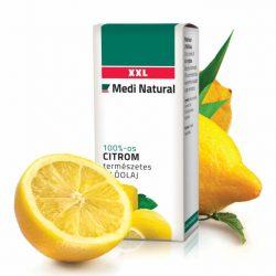 MediNatural XXL 100% Citrom illóolaj (30 ml)