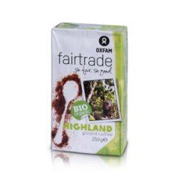 Bio Oxfam Fair trade kávé darált (250 g)
