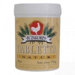 Búzakorpa tabletta (150 db)