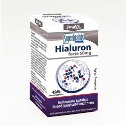 JutaVit Hialuron forte 50 mg tabletta (45 db)