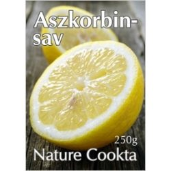 Nature Cookta Aszkorbinsav (250 g)