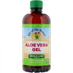 Lily of the desert Aloe vera whole leaf gél - teljes levelű (946 ml)