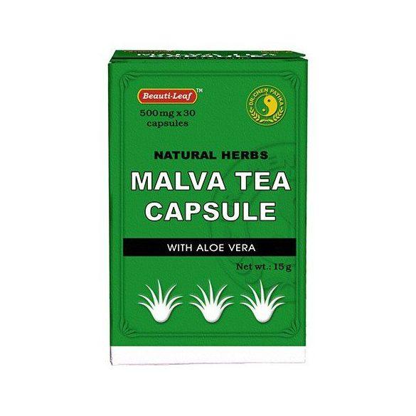 Dr. Chen Mályva Tea kapszula 500 mg (30 db)