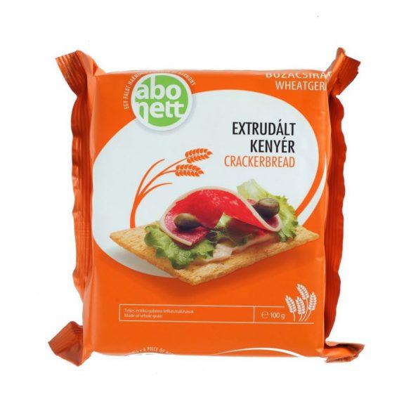 Abonett Extrudált kenyér, búzacsírás (100 g)
