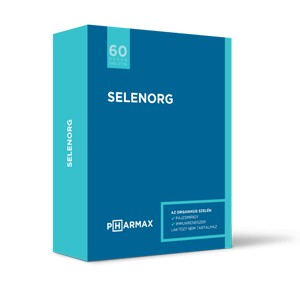 Pharmax Selenorg tabletta (60 db)