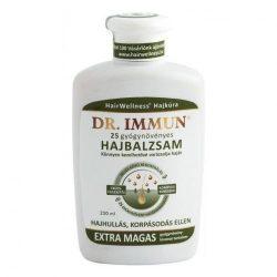 Dr. Immun 25 gyógynövényes hajbalzsam (250 ml)