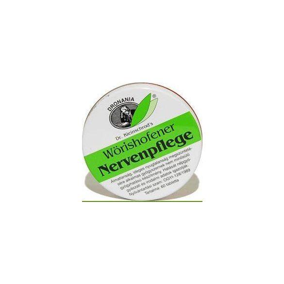 Wörishofeni Nervenpflege tabletta (60 db)