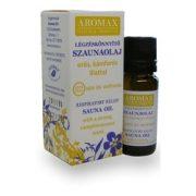 Aromax Szaunaolaj Légzéskönnyítő (10 ml)