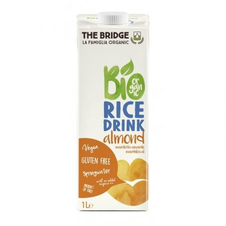 The Bridge Bio Rizsital Mandula (1000 ml)