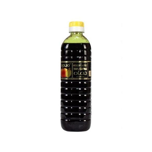 Solio Hidegen sajtolt Tökmag olaj (500 ml)