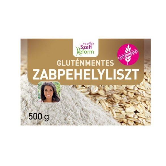 Szafi Reform Gluténmentes zabpehelyliszt (500 g)