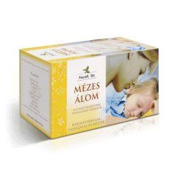 Mecsek Tea Mézes álom tea, vaníliával és mézzel, filteres (20 x 1 g)