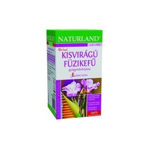 Naturland Kisvirágú füzike tea, filteres (25x1 g)