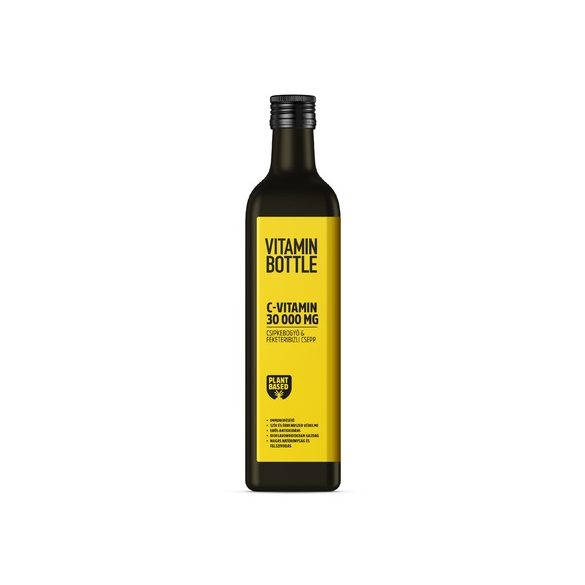 Vitamin Bottle C-vitamin Natural csepp (30000 mg / 250 ml)