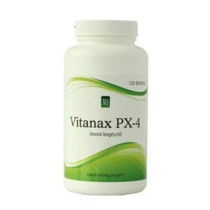Max-Immun Vitanax PX-4 kapszula (120 db)