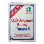 Dr. Chen Q10 Ubiquinol 100 mg + Omega-3 kapszula (30 db)