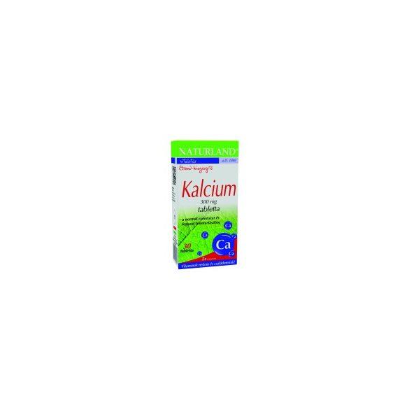 Naturland Kalcium tabletta 300 mg (30 db)