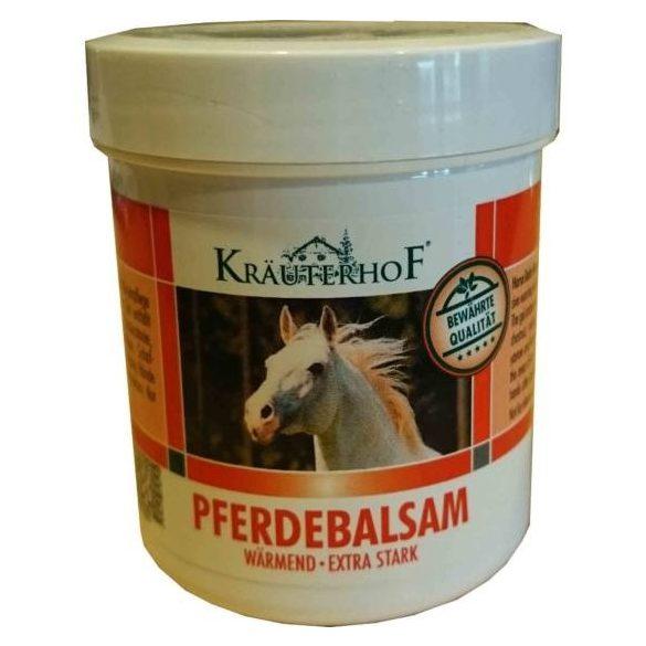 KRAUTERHOF Pferdebalsam / Lóbalzsam extra erős tégelyes (100 ml)
