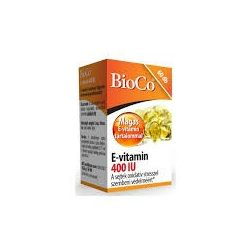 BioCo E-vitamin 400IU kapszula (60 db)