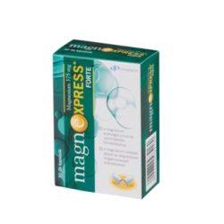 Innopharm MagnExpress® Forte 375mg étrend kiegészítő kapszula (30 db)