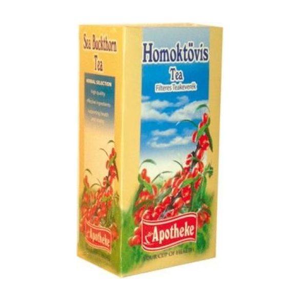 Apotheke Homoktövis tea (20 db)