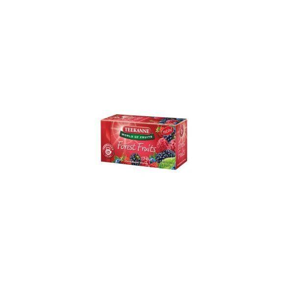 Teekanne Forest fruits / Erdei gyümölcs tea (20 filter)