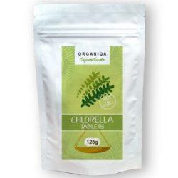 Bio Organiqa Chlorella tabletta (125 g)