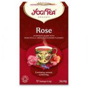 Bio Yogi Rózsa tea (17 filter)