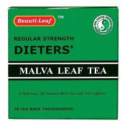 Dr. Chen Mályva Tea Testsúlycsökkentő filteres (20 filter)