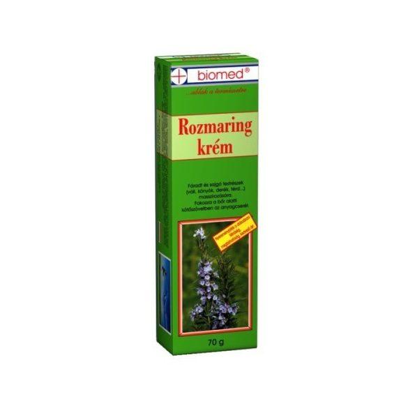 Biomed Rozmaring krém, dupla kiszerelés (2x70 g)