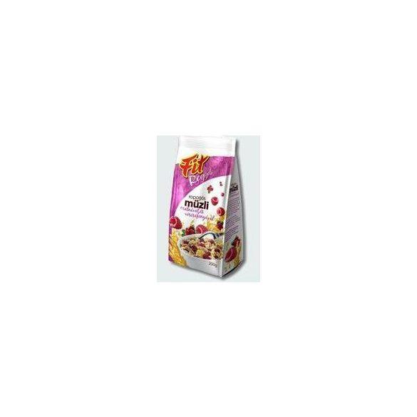 Fit reggeli ropogós müzli több ízben (200 g)