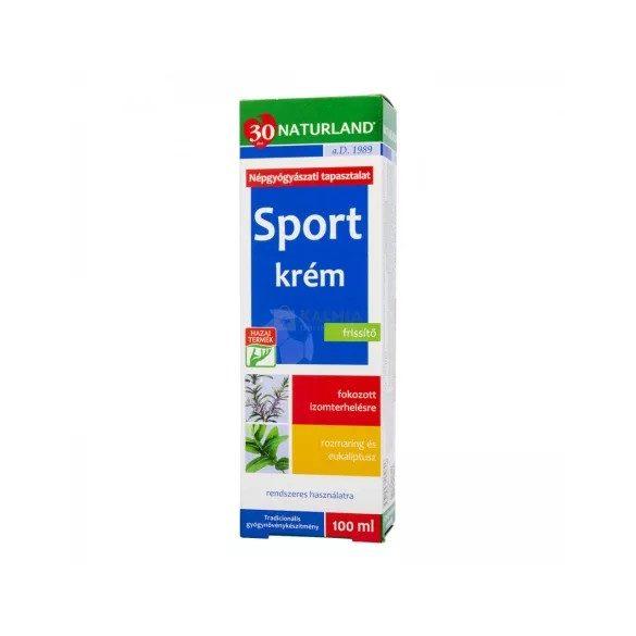 Naturland Sport krém (100 ml)