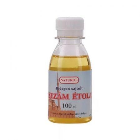 Naturol Szezámolaj (100 ml)