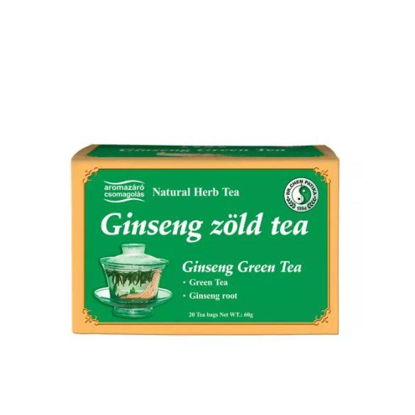 Dr. Chen Ginseng + zöldtea keverék filteres (20 db)