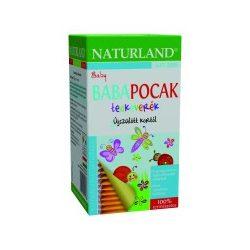 Naturland Babapocak filteres teakeverék (20 db)