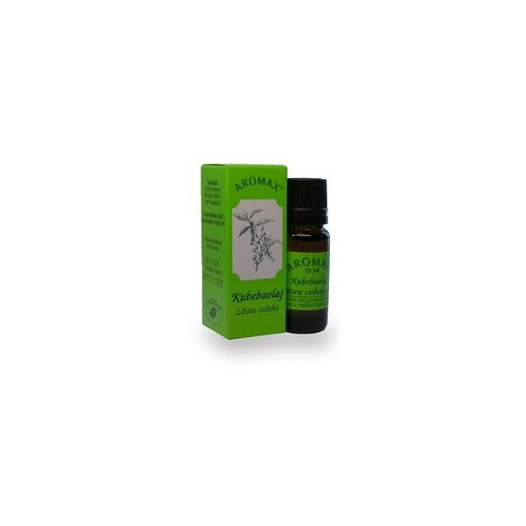 Aromax Kubebabors olaj (10 ml)