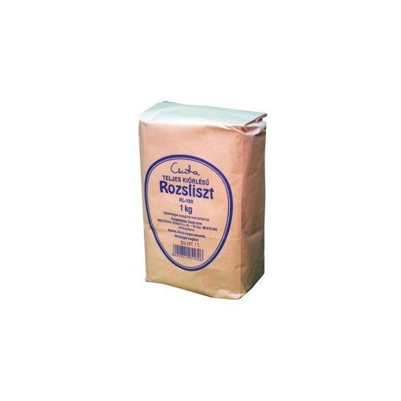 Csuta Rozsliszt teljes kiőrlésű RL-TK (1 kg)