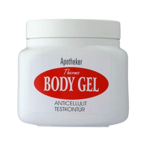 Apotheker Thermo Body Gél (500 ml)